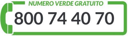 Numero verde Aiuti alle imprse Decreto Cura Italia